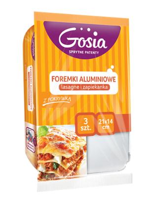 Pieczenie Foremki Aluminiowe Lasagne I Zapiekanka Wegro Pl